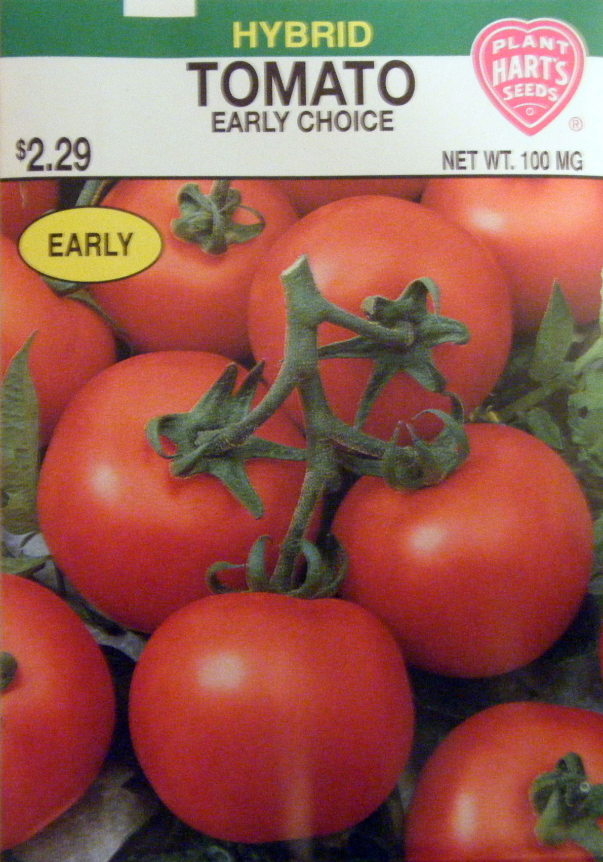 New Variety of Early Tomato Available