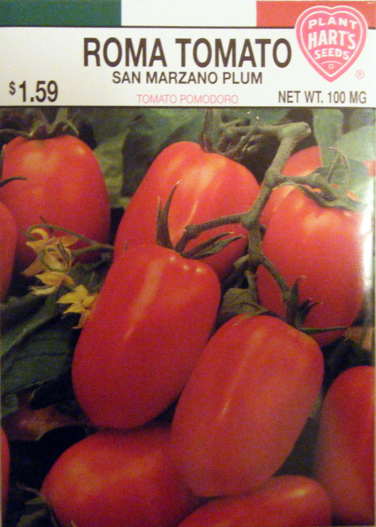 New Variety of Paste Tomato Available