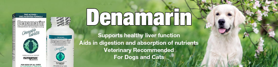 Denamarin Liver support for dogs and cats