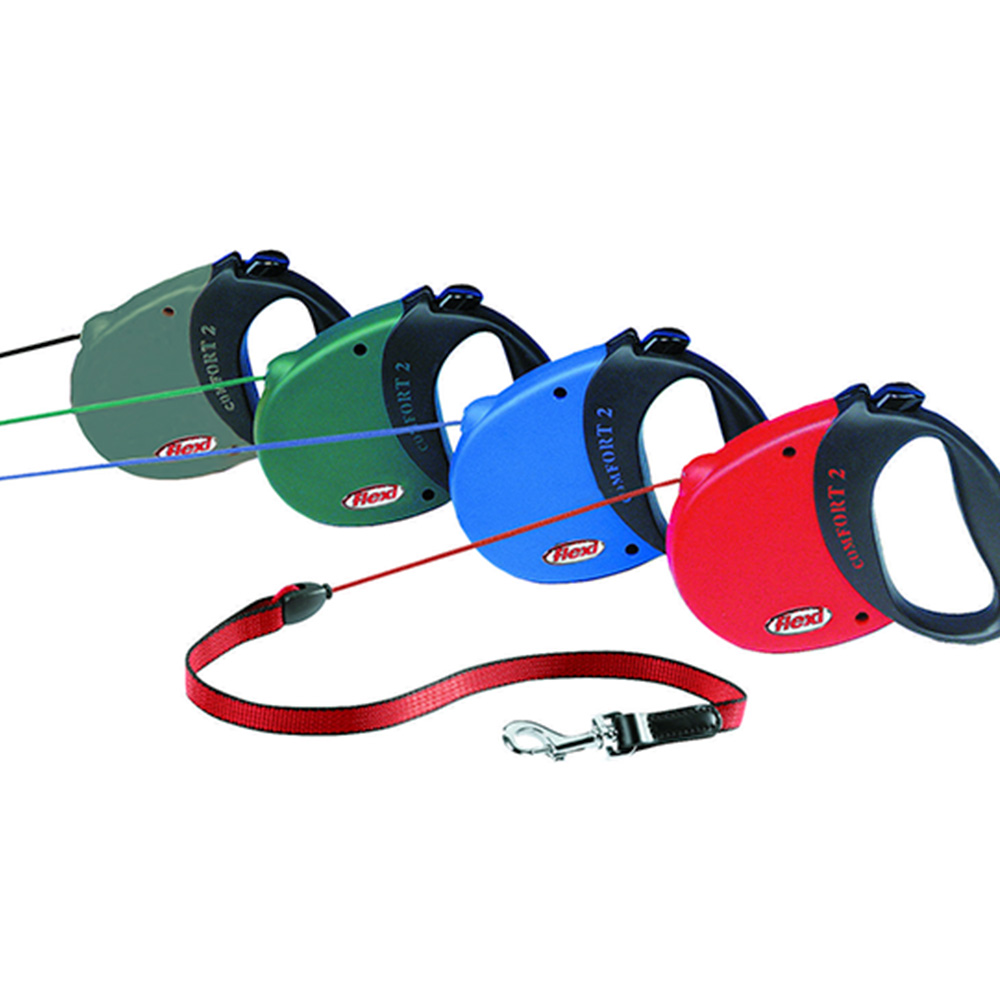 Flexi Comfort 3 Retractable Tape Dog Leash