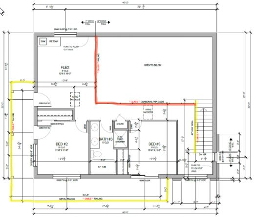 Provide blueprint drawings