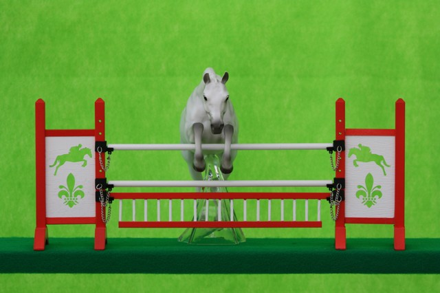 Your breyer horse will love model horse jumps