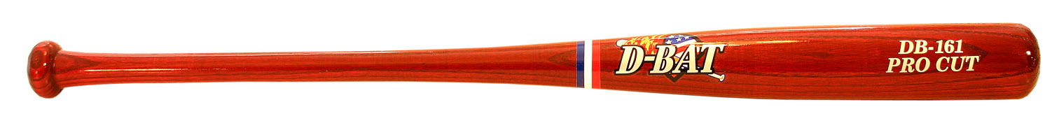 DBat Pro Cut 161 Ash Wood Baseball Bat