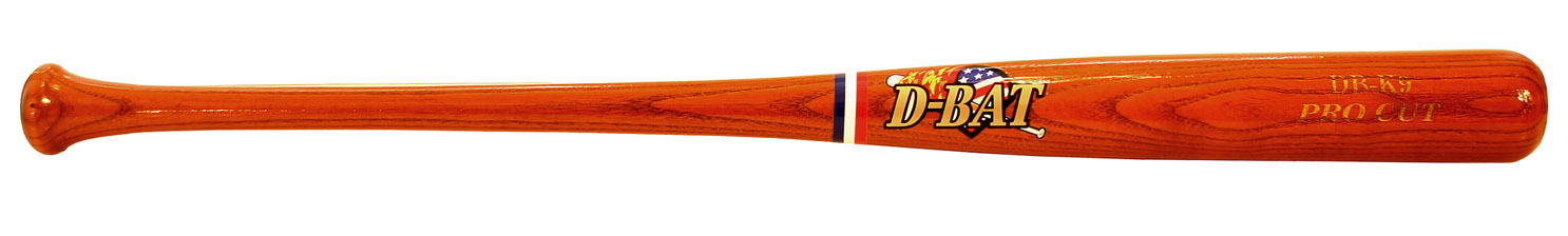 DBat Pro Cut K9 Ash Wood Baseball Bat