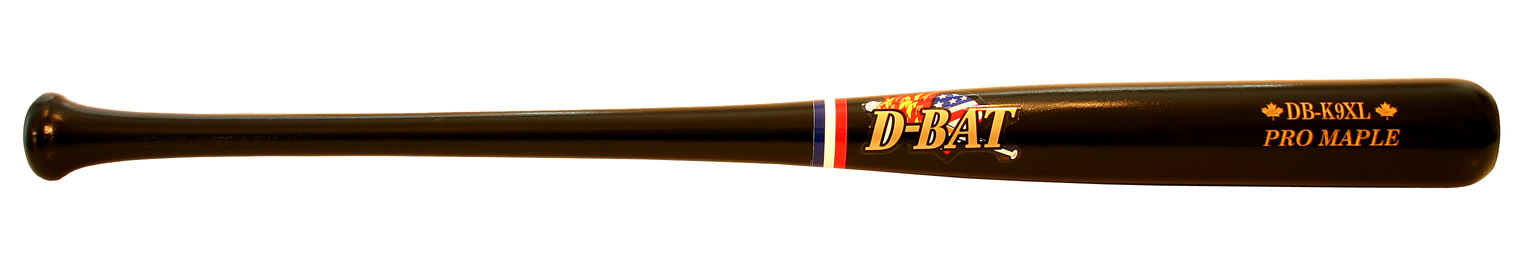 DBat Pro Mape K9 Wood Baseball Bat