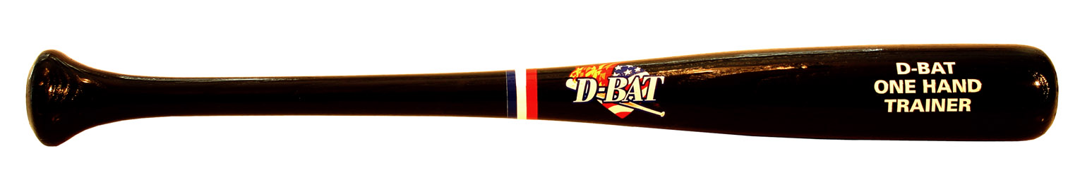 DBat Large One Hand Trainer Baseball Bat