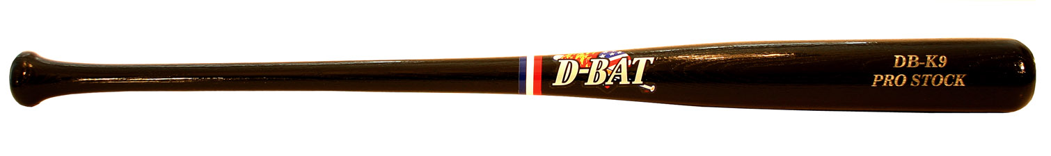 DBat Pro Stock K9 Ash Wood Baseball Bat