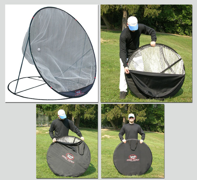 Instructo Swing Practice Net
