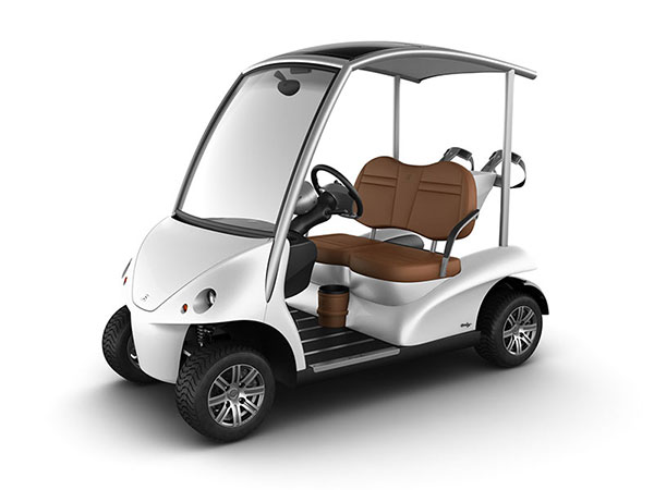 GARIA GOLF CAR 4 SEATER