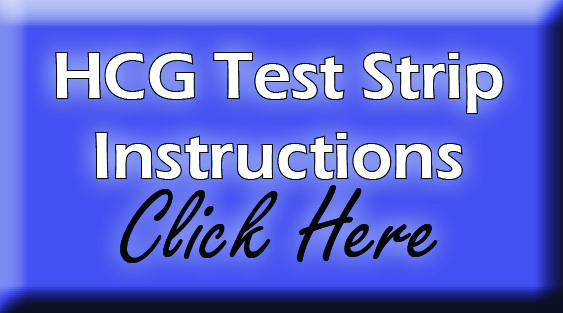HCG Test Strips at HCGSupplies