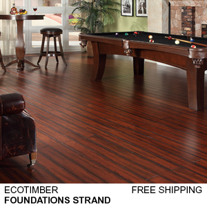 EcoTimber Foundations Sale