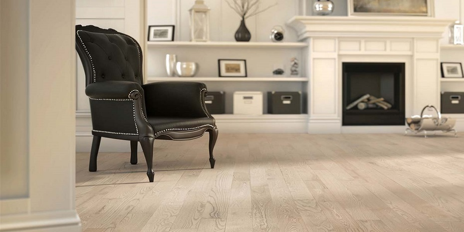 Lauzon Authentik Absolut Red Oak Hardwood Flooring