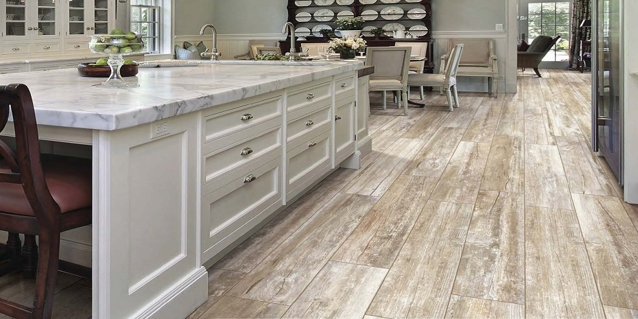 Mediterranea Boardwalk Wood Look Tile