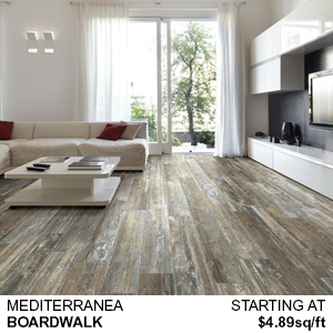 Mediterranea Boardwalk Tile Specials
