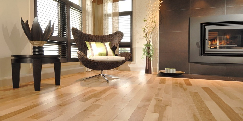 Mirage Yellow Birch Hardwood Flooring