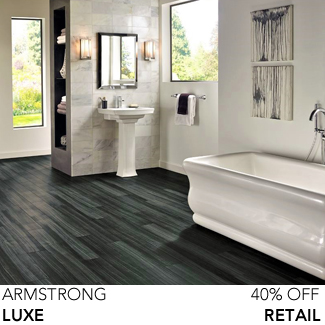 Armstrong Luxe Fastak Vinyl