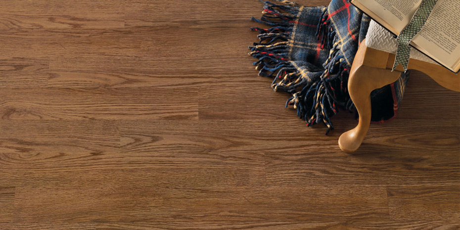 Congoleum Endurance Natural Oak Vinyl Flooring