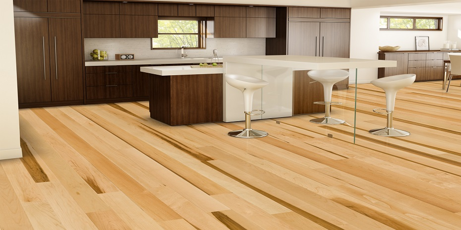 Lauzon Essentials Hard Maple Natural Hardwood Flooring