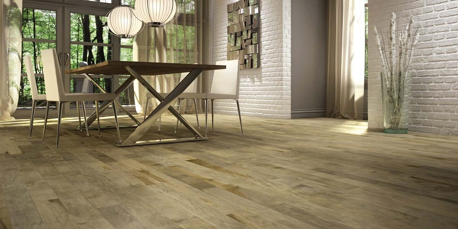 Lauzon Organik Hard Maple Charisma Hardwood Flooring
