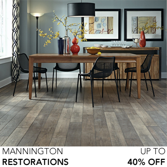 Mannington Restorations Laminate Flooring