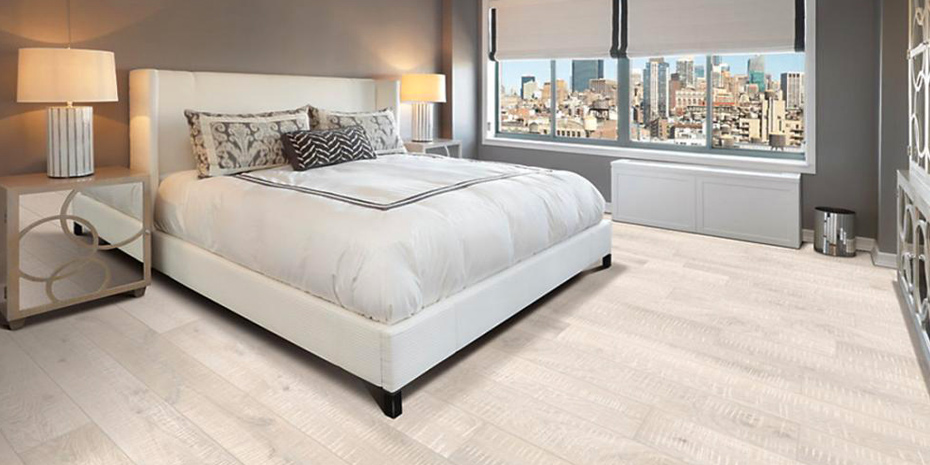 Mohawk Artiquity Arctic White Oak Hardwood Flooring