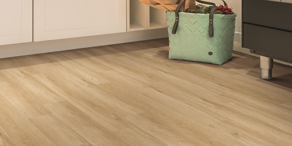Mohawk Smart Select Natural Gold Vinyl Flooring