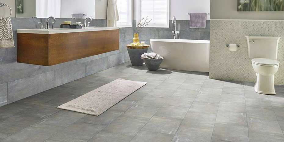 MSI Surfaces  Cemento Tile Flooring