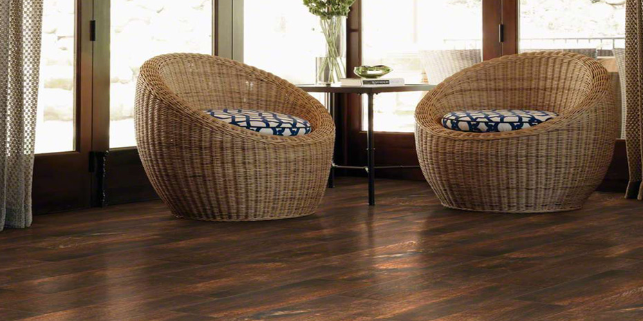 Shaw Channel Plank Thicket Tile Flooring