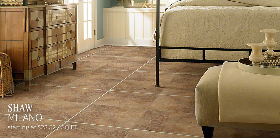 Traditional Tile Flooring