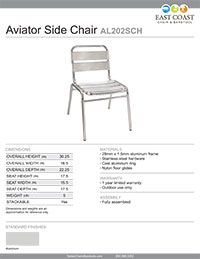Aviator Side Chair