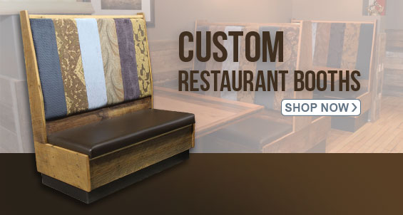 Custom Restaurant Booth
