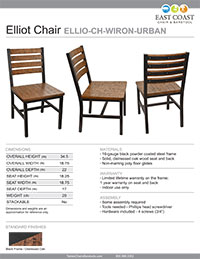 Elliot Chair