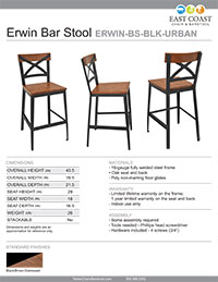 Erwin Bar Stool