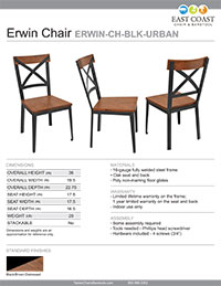 Erwin Chair