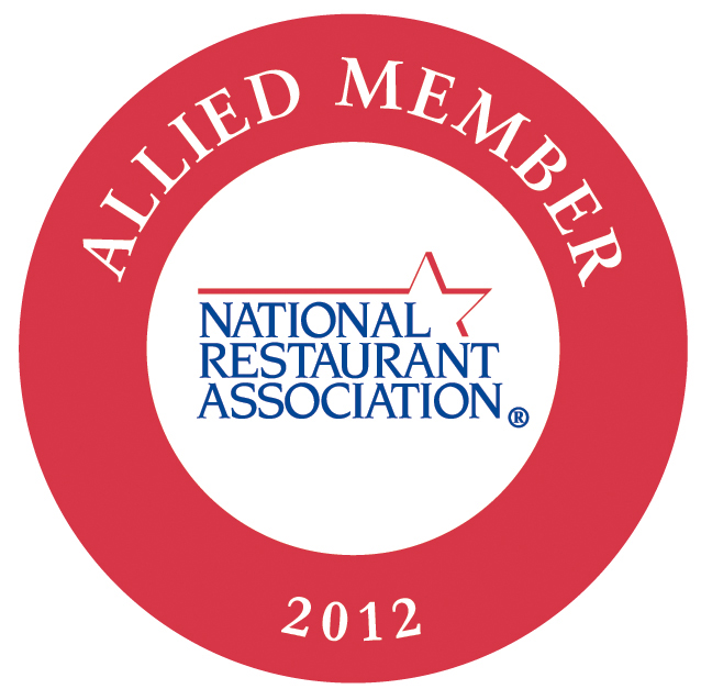 Proud member of the National Restaurant Assocation