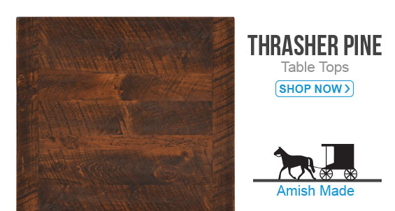 Thrasher Pine Table Tops