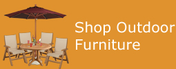 Commercial outdoor restaurant and resort furniture