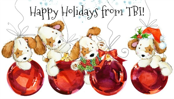 Happy Holidays from TBI