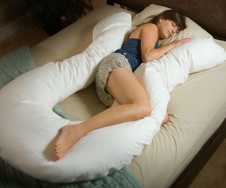 Back Pain Pillow Between Your Knees