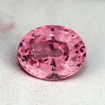 Gorgeous Oval Shape Pink Spinel