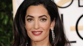 The woman who captured George Clooney�s heart:Amal Alamuddin