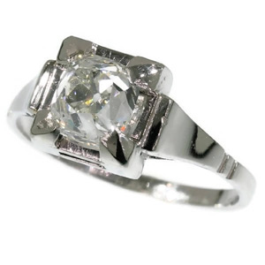 Purizzi cut diamond
