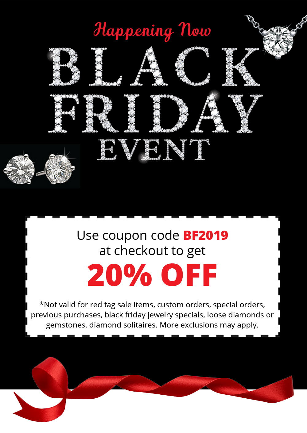 Black Friday 2019 Jewelry Sale Modesto CA