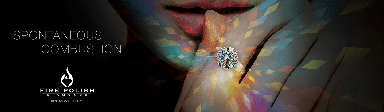 Fire Polish Diamonds @ Yates Jewelers - More Fire & Sparkle than any other diamond in the world!