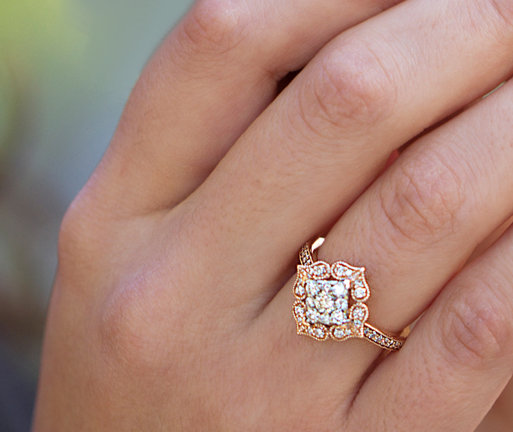 Beautiful Engagement Rings under $3000