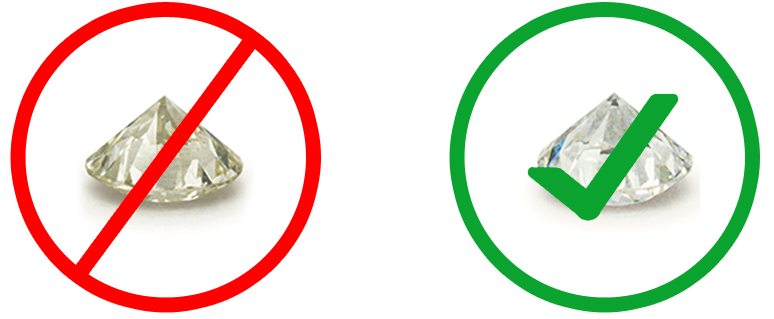 Do NOT buy jewelry from mall - Reason #3