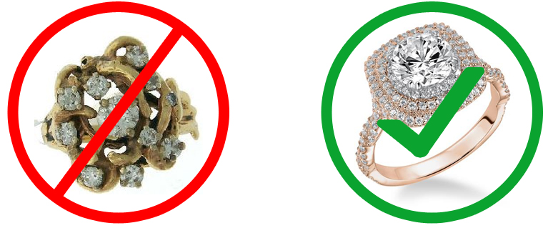 Do NOT buy jewelry from mall - Reason #6