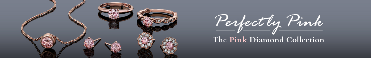 Pink Diamond Collection at Yates Jewelers in Modesto, CA