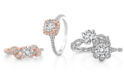 Gorgeous Engagement Rings by YatesJewelers.com