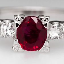 Your ruby jewelry might be worth a fraction of what you paid for it